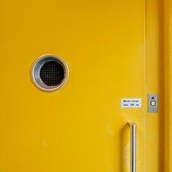 Panne des portes de l'ascenseur