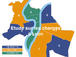 immobilier Lyon etude sur les charges