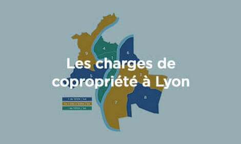 Etude ses charges de copropriété des arrondissements deLyon