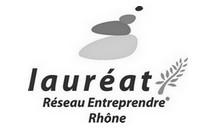 Logo Réseau Entreprendre Rhône
