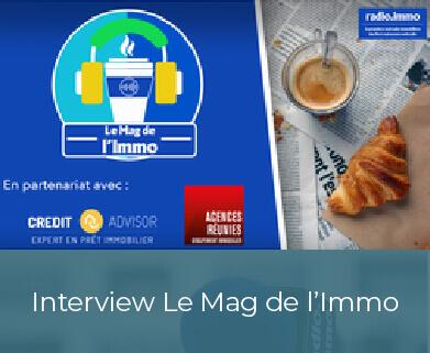 Interview econhomes podcast Radio Immo sur les charges de copropriété