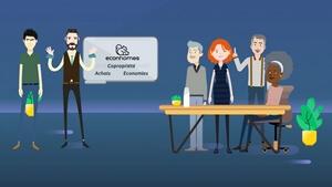 Vidéo l'histoire d'econhomes les spécialistes des achats en copropriété