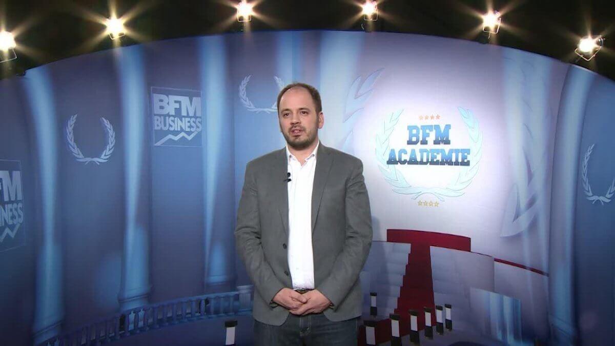 Vidéo pitch BFM Acamédie concours BFM Business - Réduire vos charges de copropriété