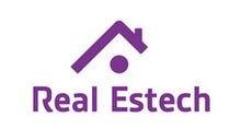 Logo Real Estech innovation immobilier