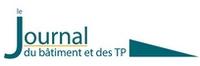 Logo Le Journal du Batiment et des TP article spécialiste achat charges copropriété