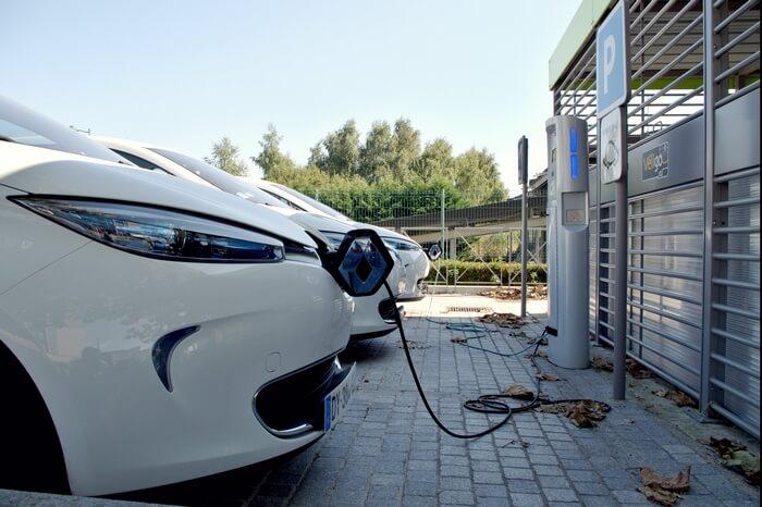 recharger sa voiture électrique dans sa copropriété