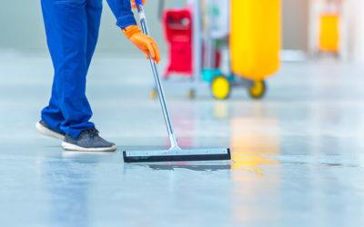 Le contrat nettoyage en copropriété
