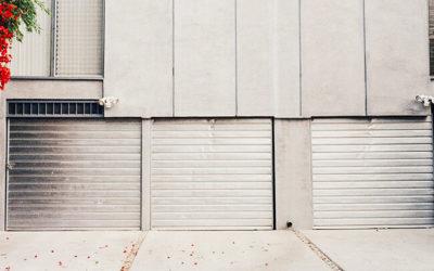 Maintenance des portes de garages en copropriété