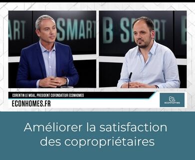 Emission Smart Immo - BSmart TV - Econhomes