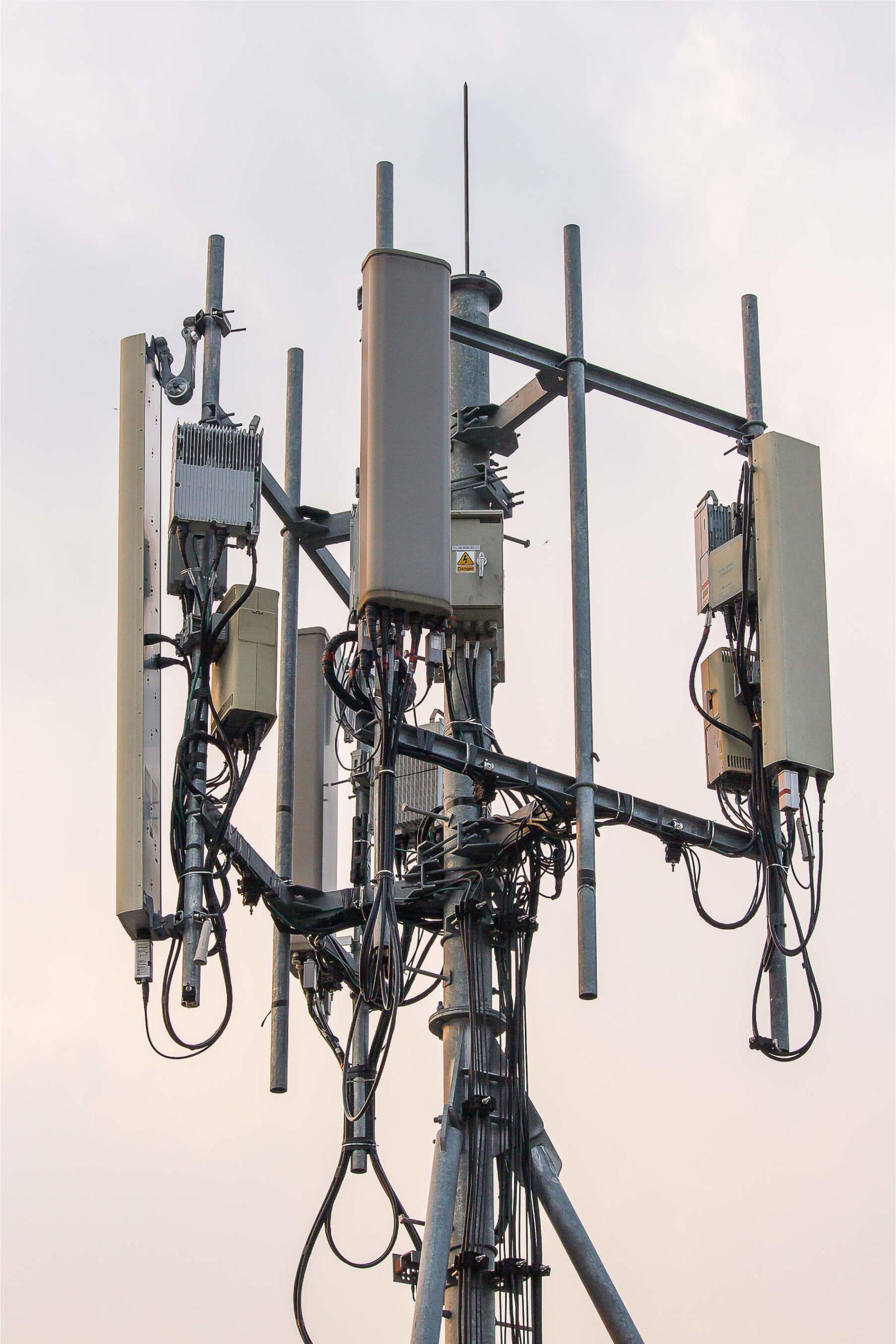 Antennes relais GSM